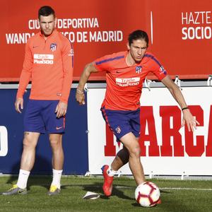 Temporada 18/19 | Entrenamiento del primer equipo | 25/03/2019 | Filipe