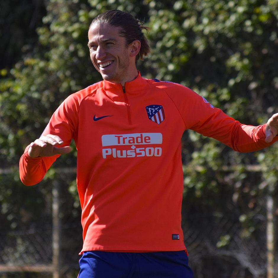 Temporada 18/19 | Entrenamiento | Filipe Luis