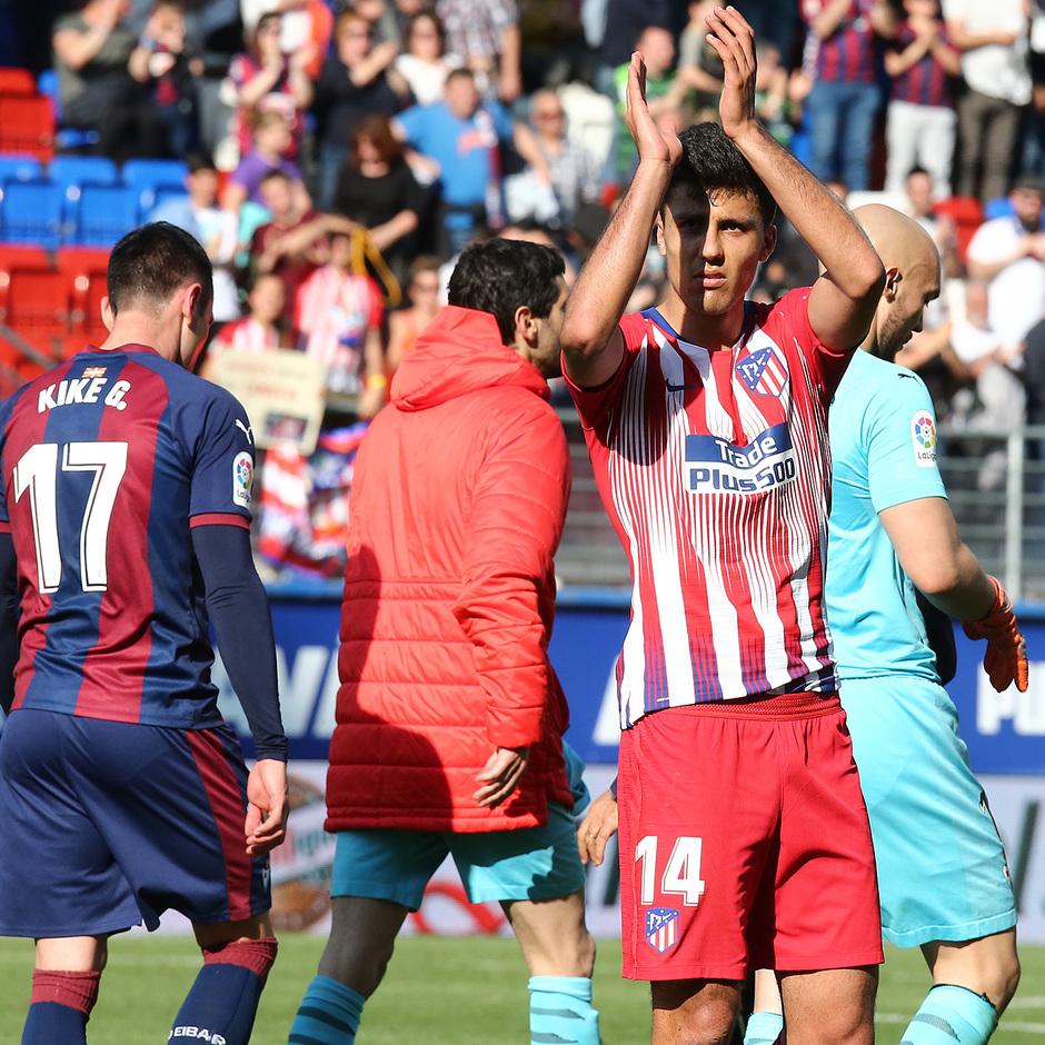 Temporada 18/19 | Eibar - Atlético de Madrid | Rodrigo