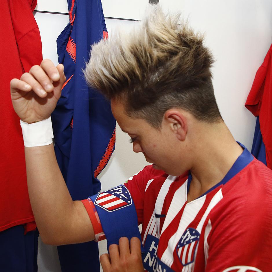 Temporada 18/19 | Real Sociedad - Atlético de Madrid Femenino | Amanda