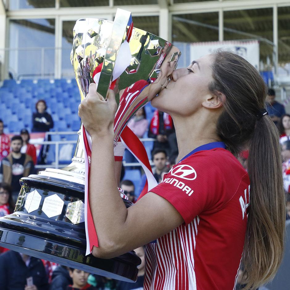 Temporada 18/19 | Real Sociedad - Atlético de Madrid Femenino | Laia