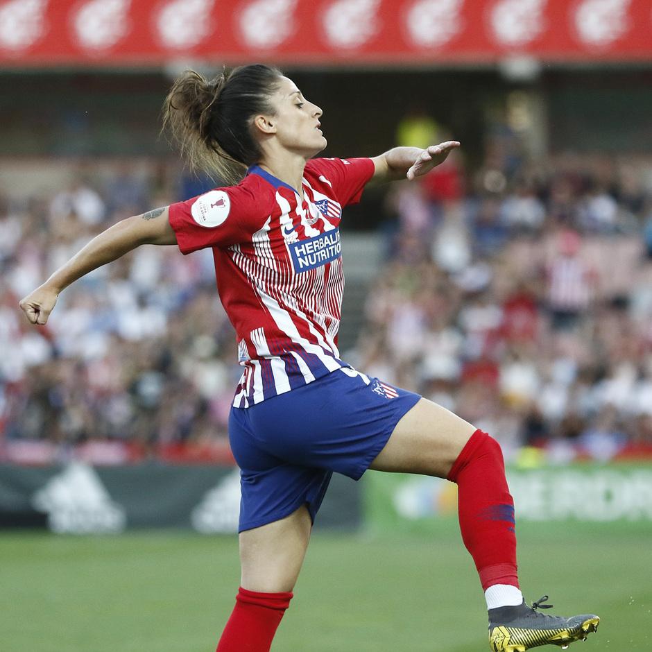 Temporada 18/19 | Atlético de Madrid - Real Sociedad | Final de la Copa de la Reina | Esther