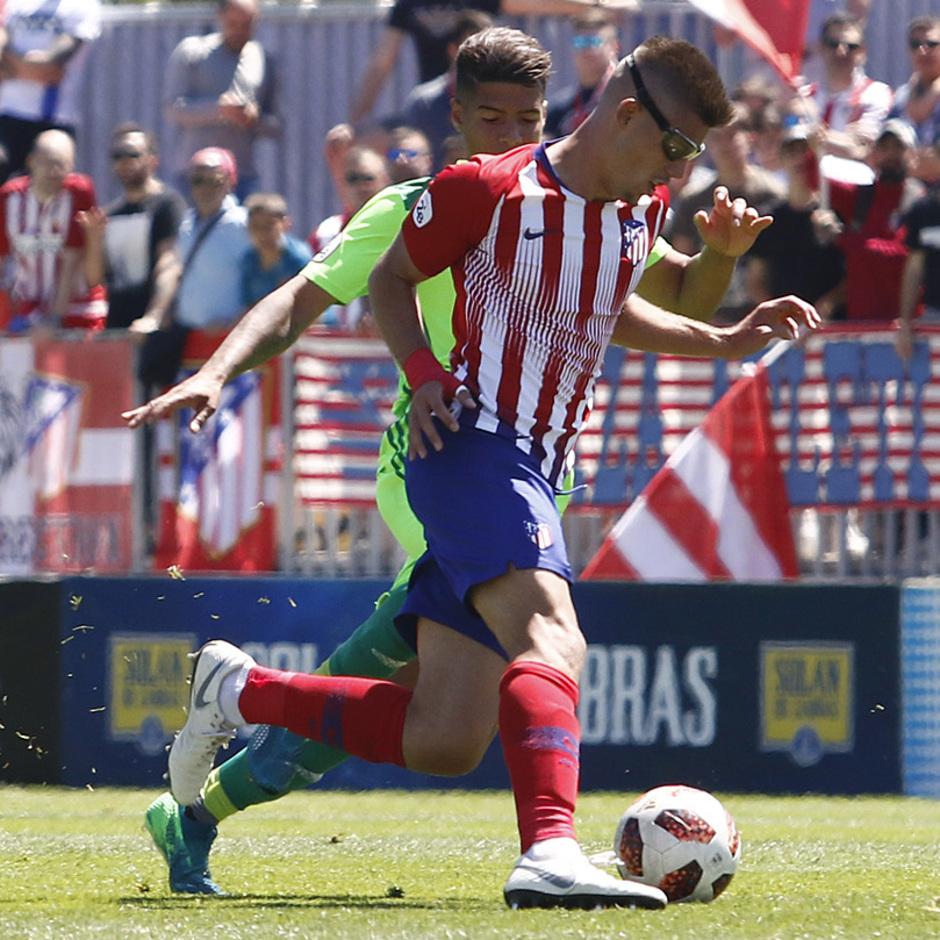 Temporada 18/19 | Atlético B-CD Mirandés | Montero