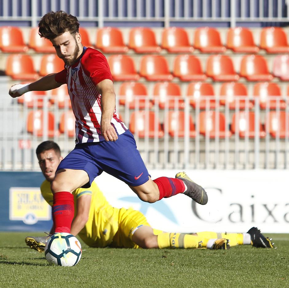 Temp. 2018-19 | Juvenil A - UD Las Palmas | Salido