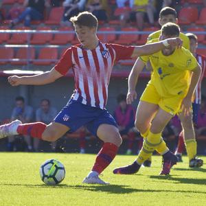 Temp. 2018-19   Juvenil A - UD Las Palmas   Nacho