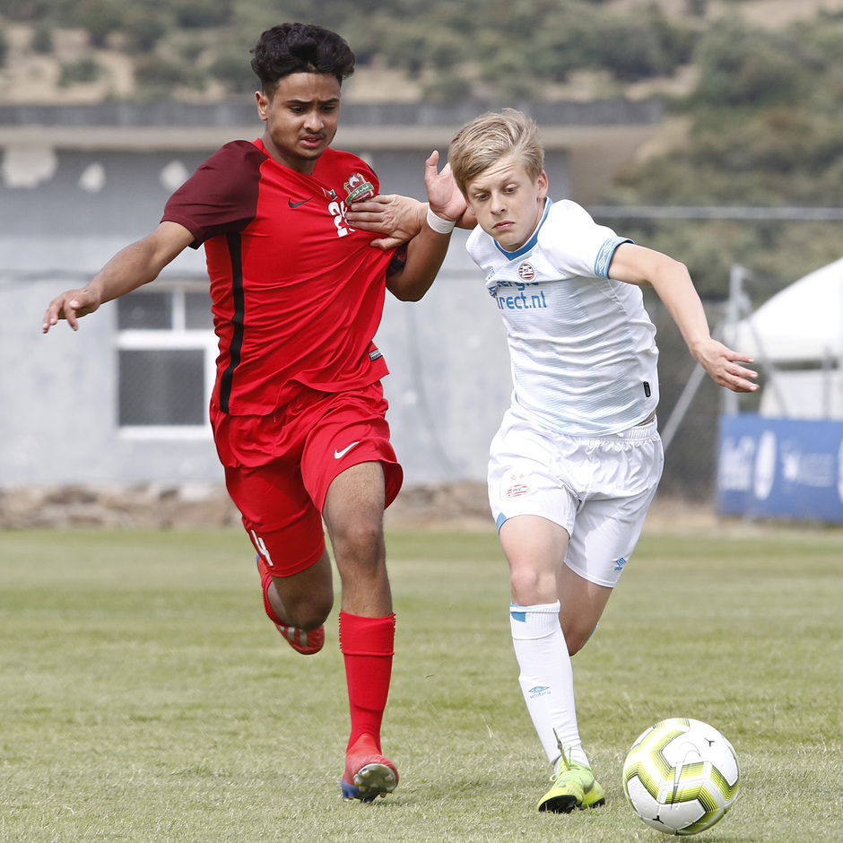 Wanda Football Cup   PSV - Shabab