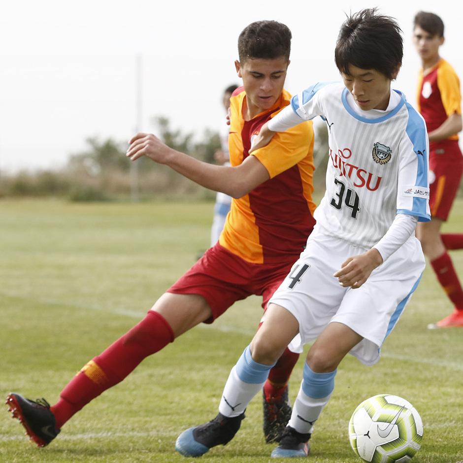 Wanda Football Cup   Kawasaki Frontale - Galatasaray