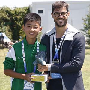 Wanda Football Cup 18/19 | Entrega de premios | Premio fairplay - Equipo Wanda