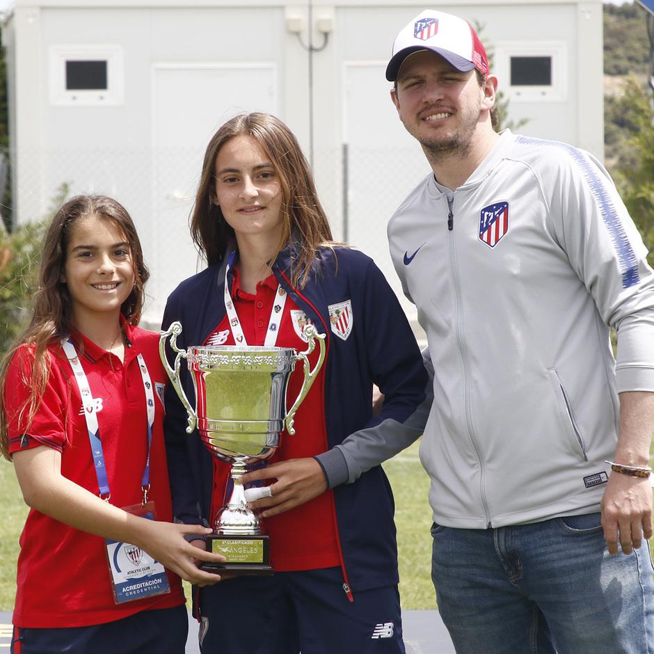Womens Football Cup | Entrega de trofeos