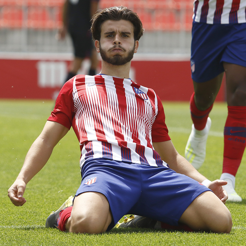 Temporada 19/20 | Atlético de Madrid Juvenil A - Levante | Copa del Rey | Alberto