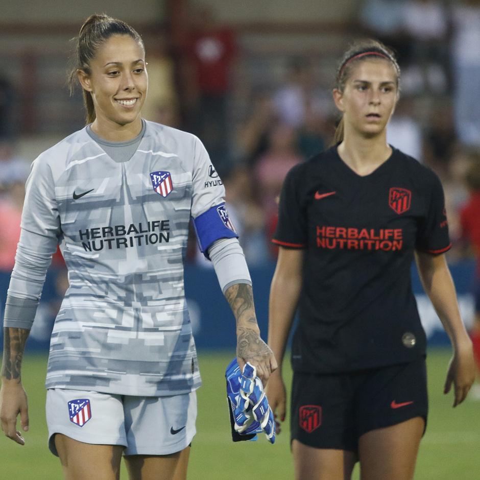 Temp. 19-20 | Osasuna - Atlético de Madrid Femenino | Lola Gallardo