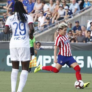 Temp. 19-20 | International Champions Cup | Lyon - Atlético de Madrid Femenino | Linari