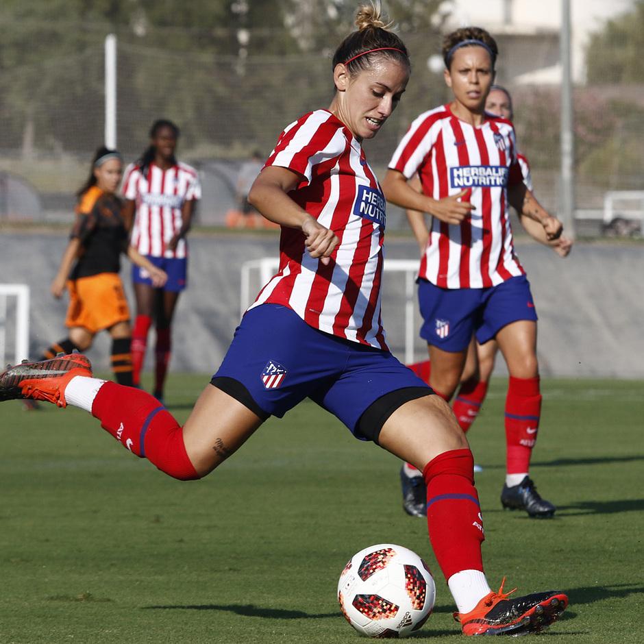 Temporada 19/20 | Atlético de Madrid Femenino - Valencia CF Femenino | Triangular | Sosa