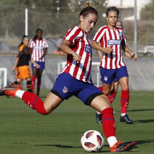 Temporada 19/20   Atlético de Madrid Femenino - Valencia CF Femenino   Triangular   Sosa