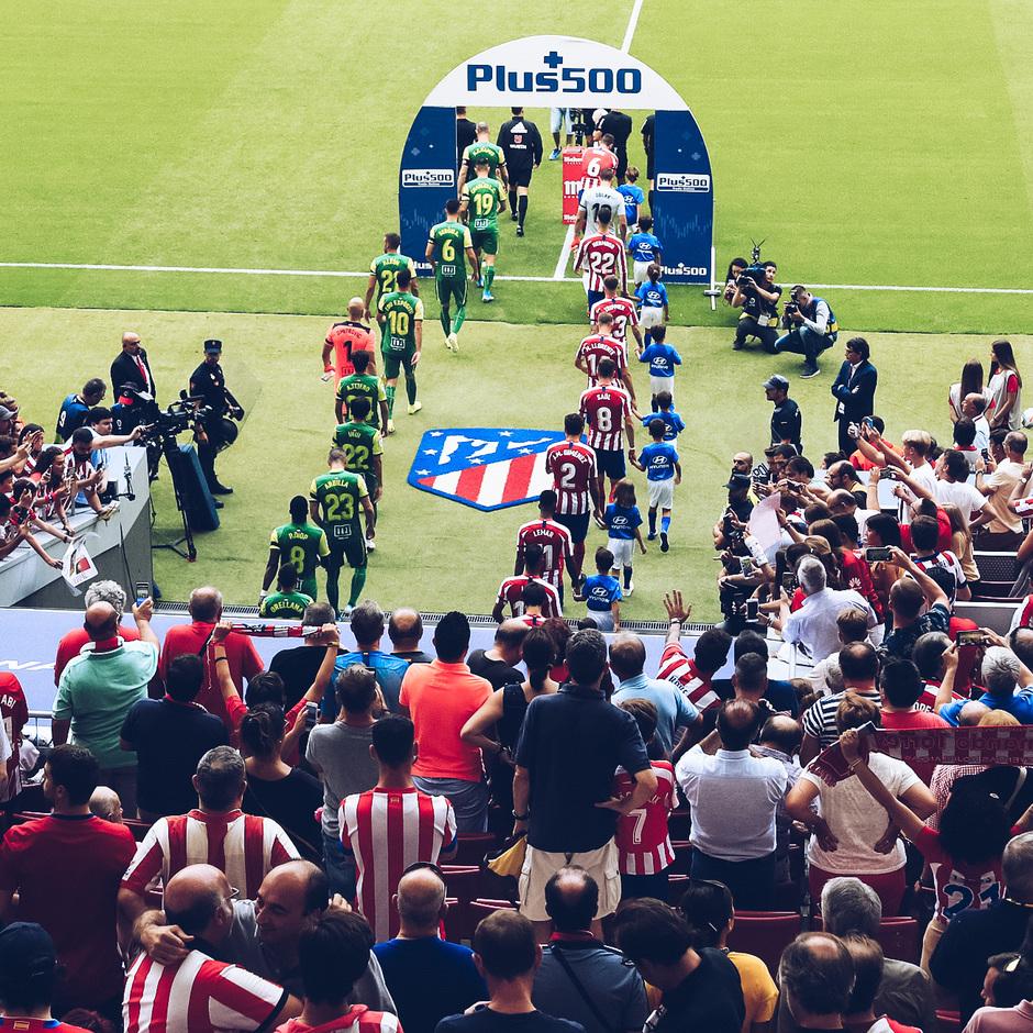 Temp. 19/20. La otra mirada. Atlético de Madrid-Eibar.