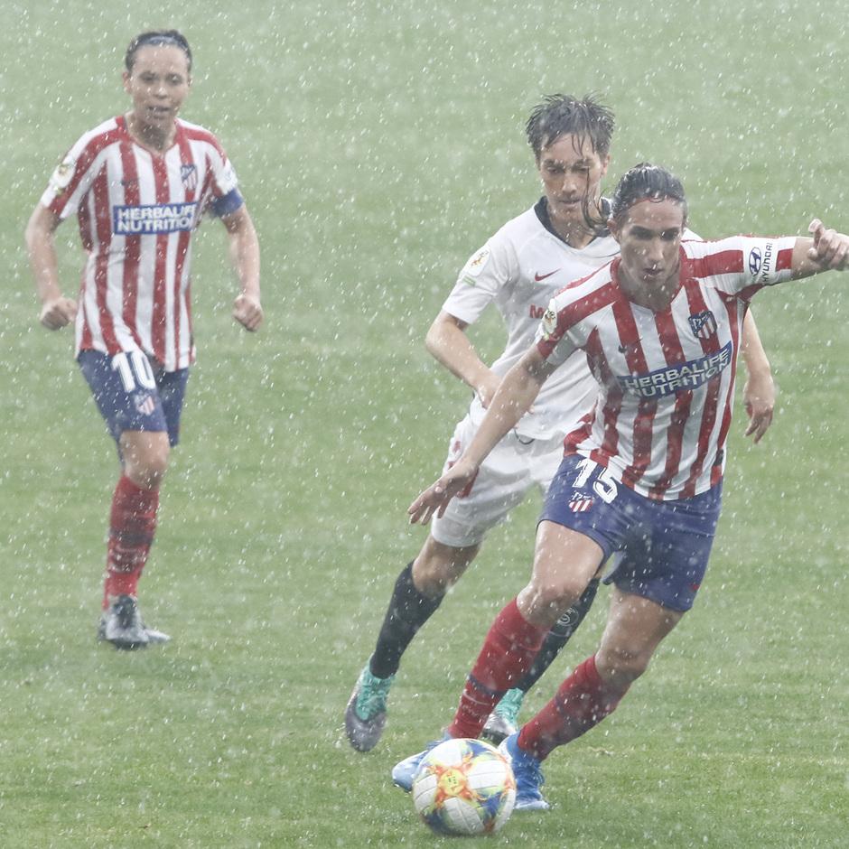 Temp. 19/20. Atlético de Madrid Femenino - Sevilla FC | Silvia Meseguer