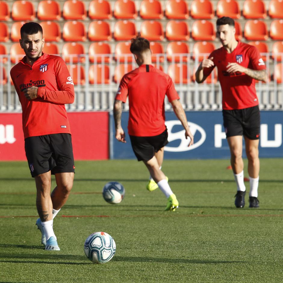 Temporada 19/20 | Entrenamiento del primer equipo | Correa