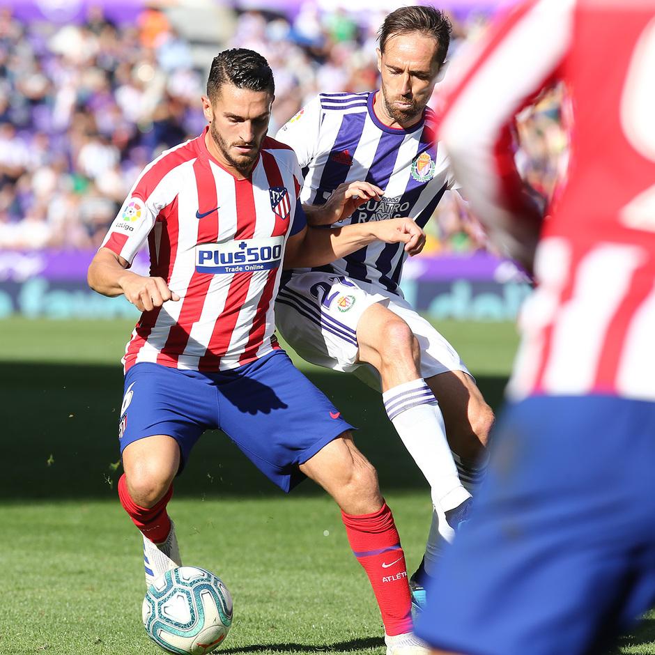 Temp 2019-20 | Real Valladolid - Atlético de Madrid | Koke