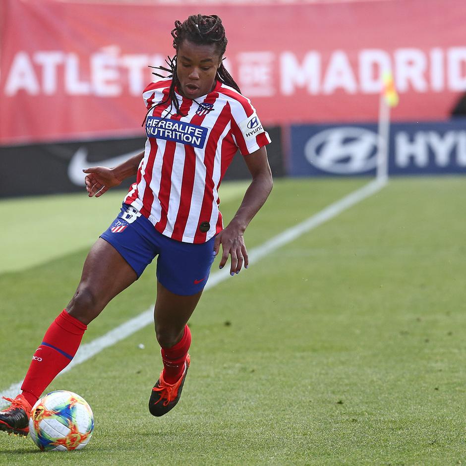 Temp. 19-20 | Atlético de Madrid Femenino - Madrid CFF | Ludmila