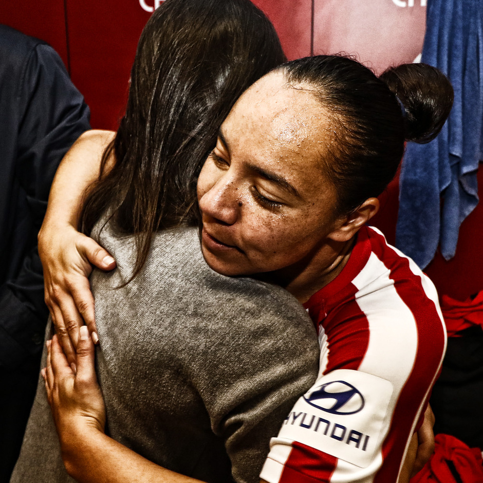 Temporada 19/20   La Otra Mirada   Atlético Femenino - Manchester City   Charlyn