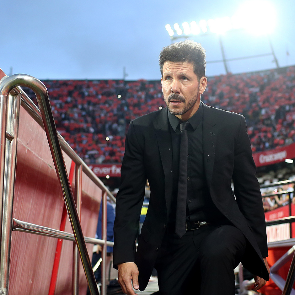 Temp. 19-20 | Sevilla - Atlético de Madrid | Simeone