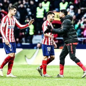 Temporada 19/20   Atlético - Espanyol   La otra mirada  