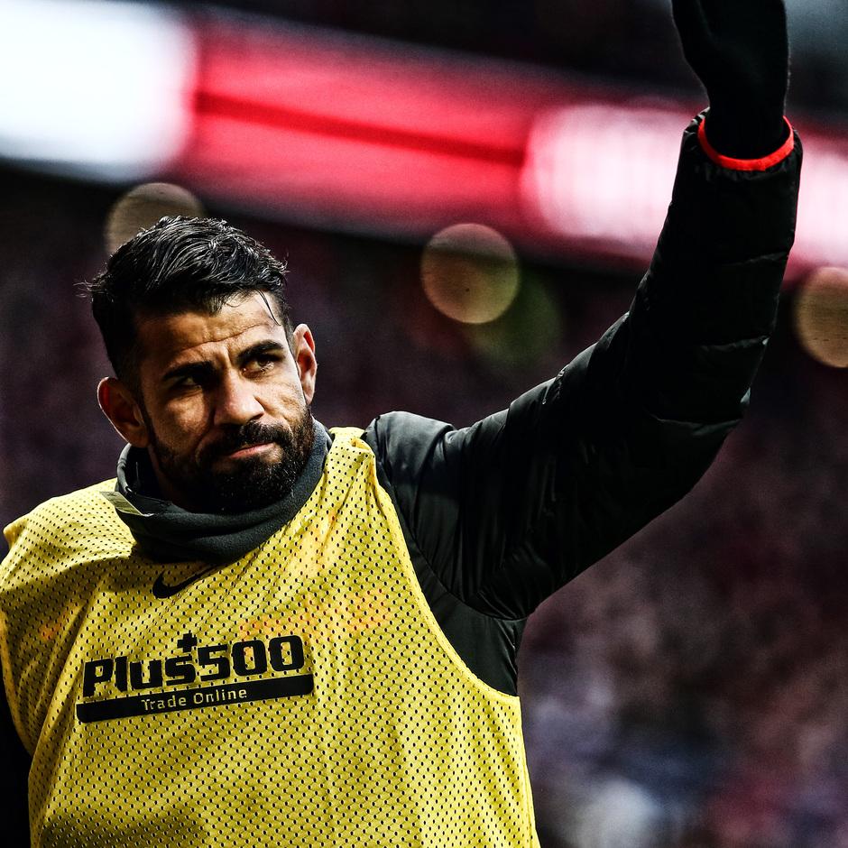 Temporada 19/20 | Atlético - Espanyol | La otra mirada | Diego Costa
