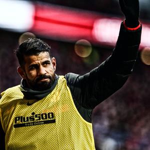 Temporada 19/20   Atlético - Espanyol   La otra mirada   Diego Costa
