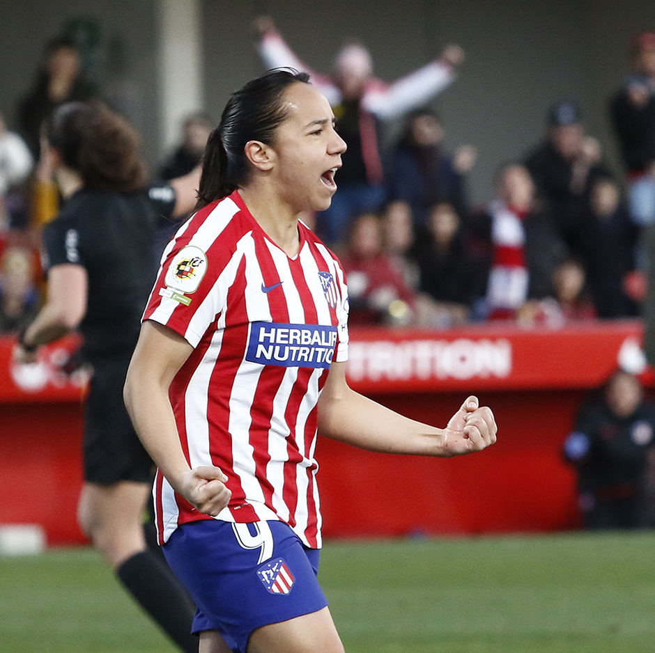 Temp 19/20 | Atlético de Madrid Femenino - Espanyol | Charlyn