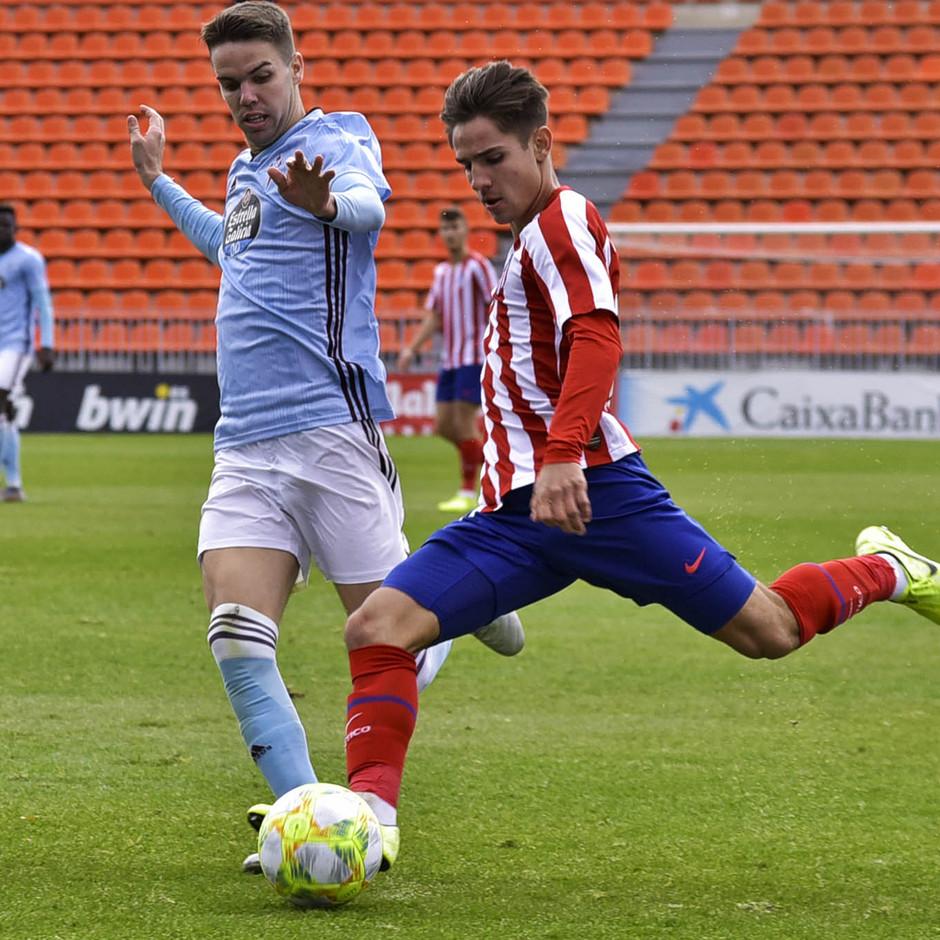 Temporada 19/20 | Atlético de Madrid B - Celta B | Medrano