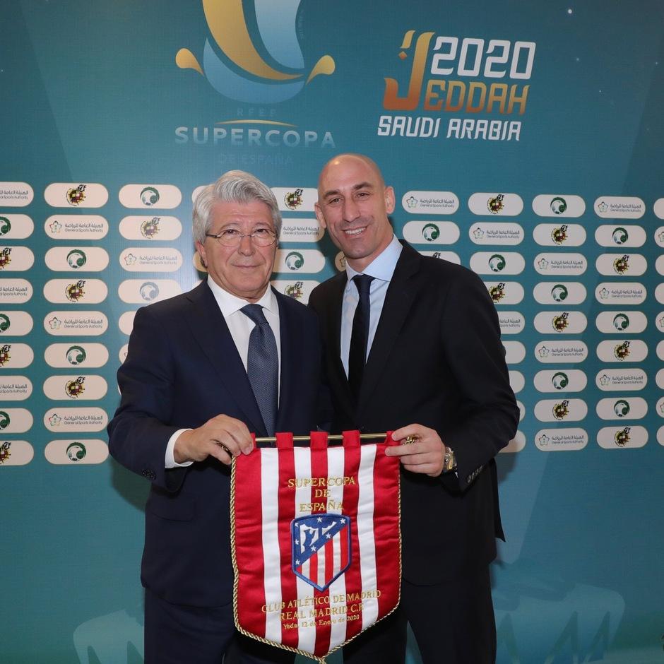 Temp 19/20 | Atlético de Madrid - Real Madrid | Cerezo y Rubiales