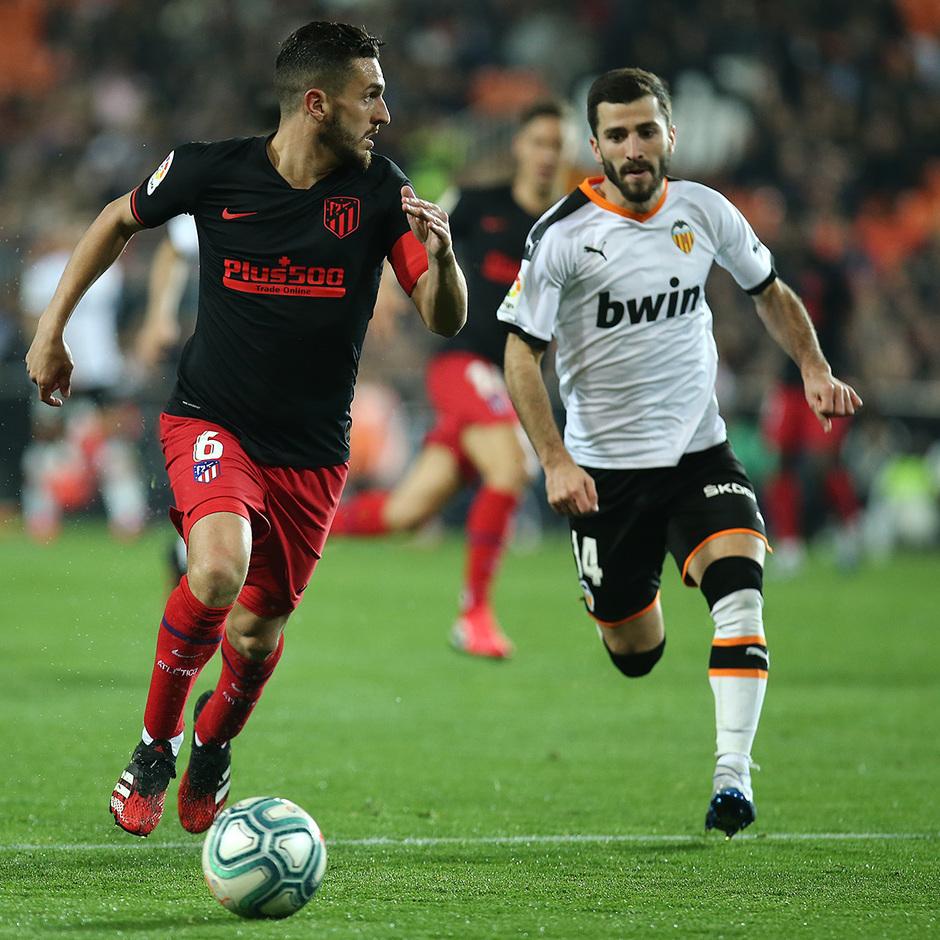 Temp. 19-20 | Valencia - Atlético de Madrid | Koke