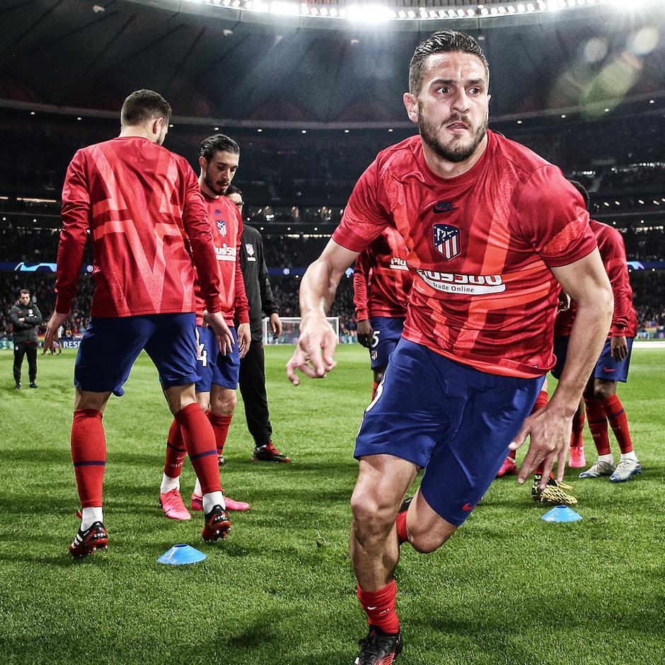 Temporada 19/20 | Atlético de Madrid - Liverpool | La otra mirada | koke