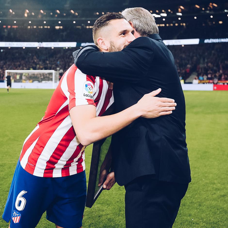 Temporada 19/20 | Atlético de Madrid - Villarreal | La otra mirada | Koke y Ayala