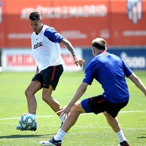 Temporada 19/20 | Entrenamiento primer equipo | Vitolo