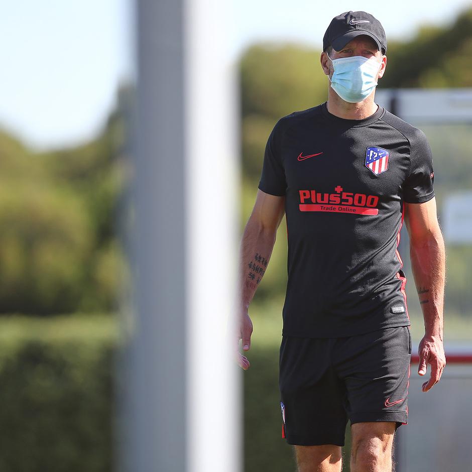 Temporada 2019/20 | Entrenamiento lunes | Simeone