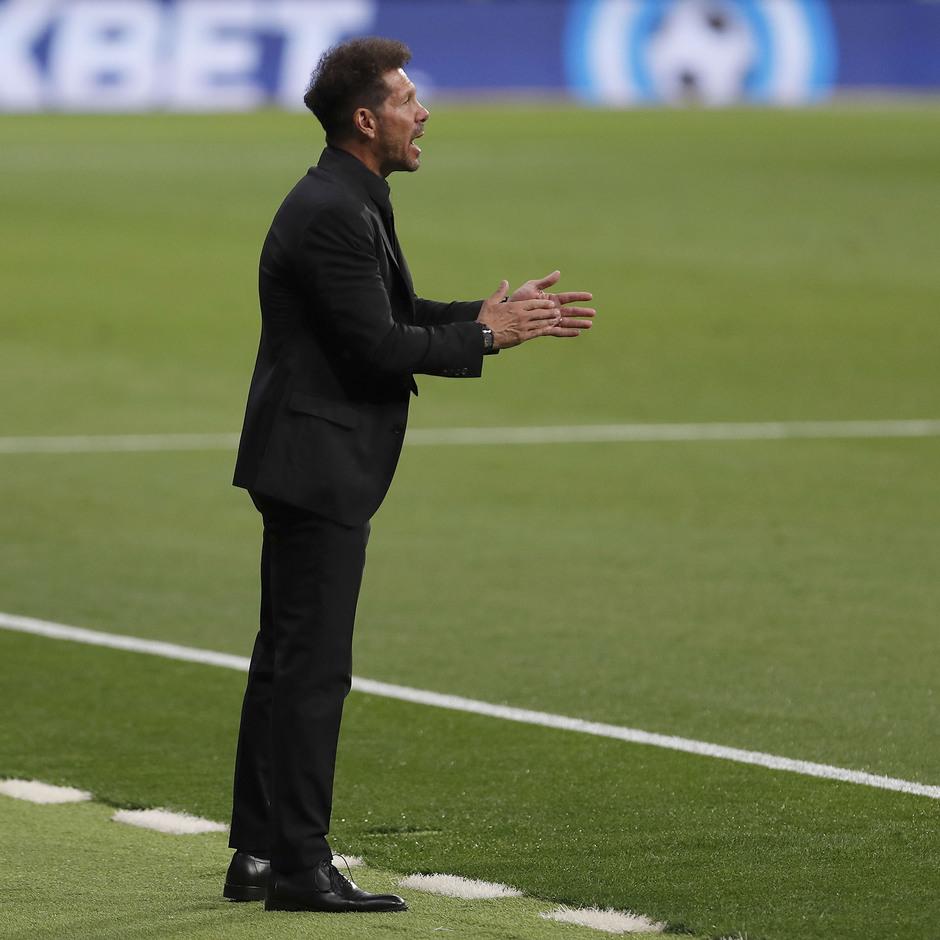 Temporada 19/20 | Atleti - Alavés | Simeone