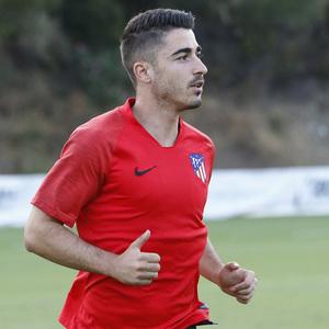 Temporada 19/20 | Entrenamiento en Marbella, fase de ascenso a Segunda División, Atlético B | Toni Moya