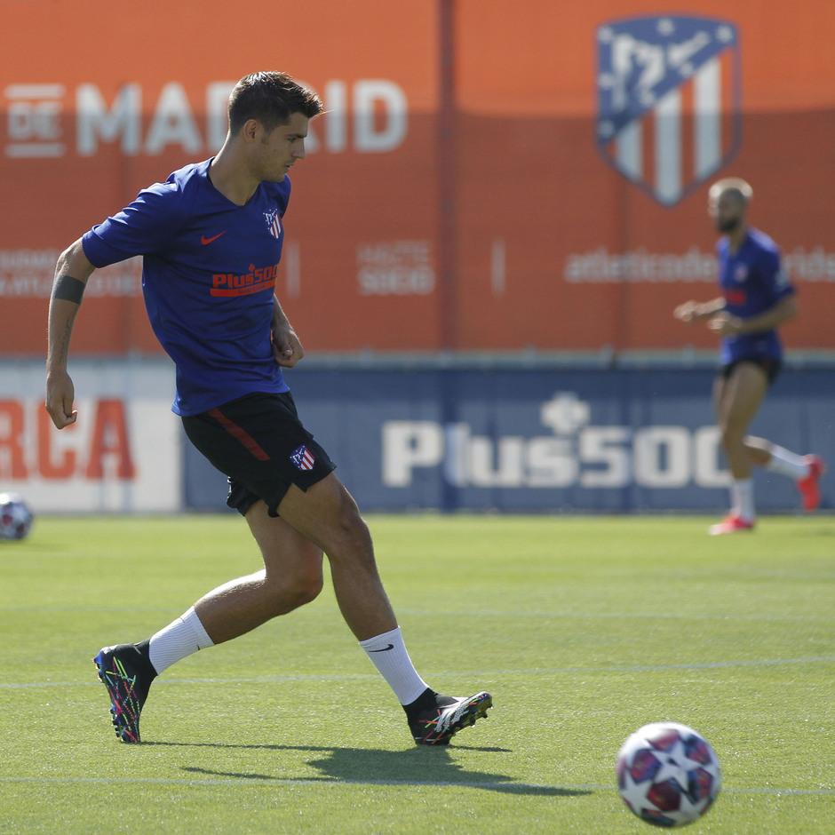 Temp. 19/20 | Entrenamiento 31-07-20 | Morata
