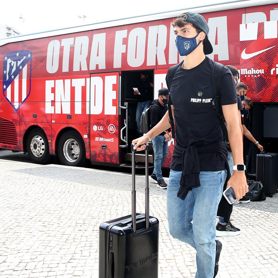 Temporada 19/20   Champions League   Joao Félix