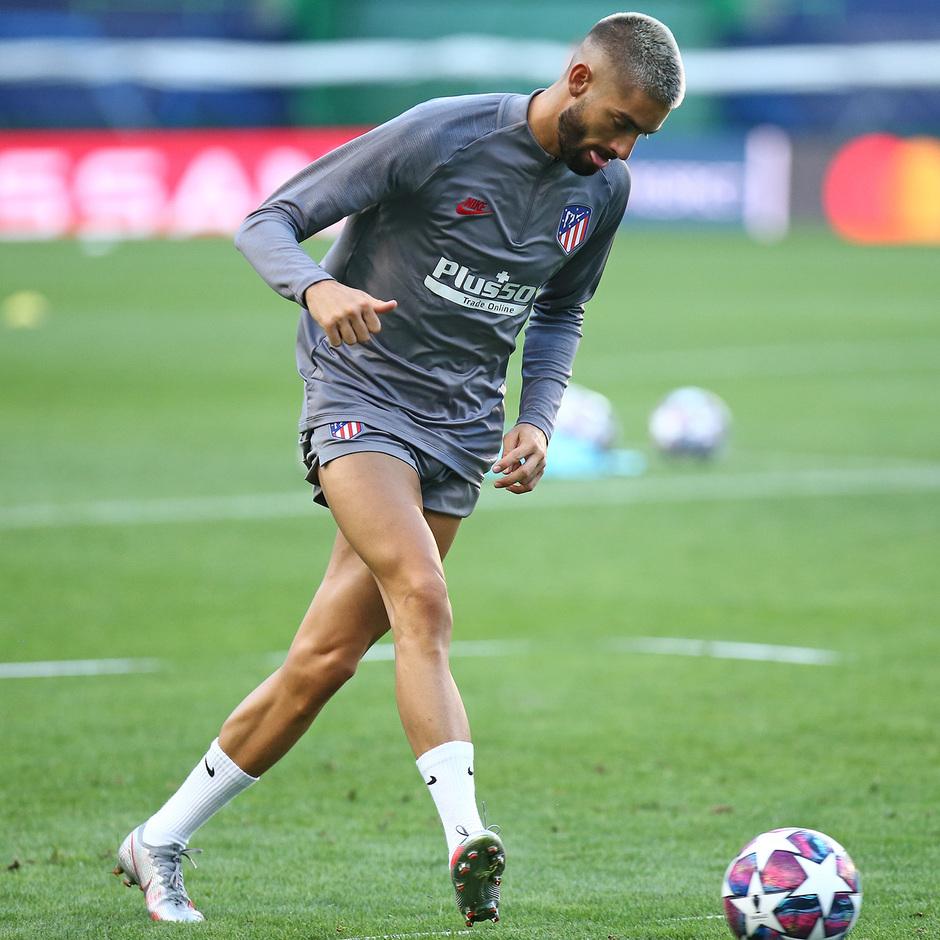 Temporada 19/20 | Champions League | Carrasco