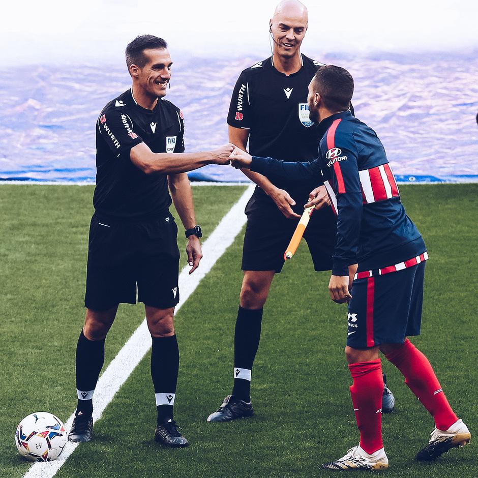 Temporada 20/21 | Atlético de Madrid - Granada | La otra mirada | Koke