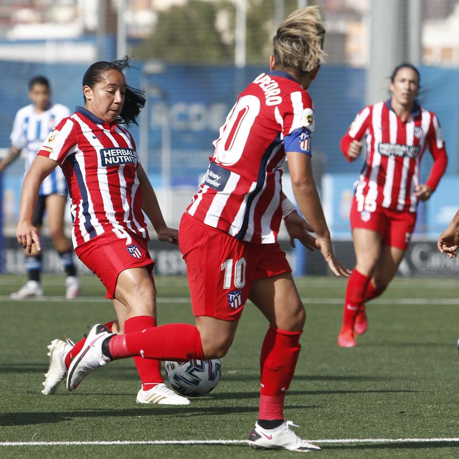 Temporada 20/21 | Espanyol-Atlético de Madrid Femenino | Charlyn