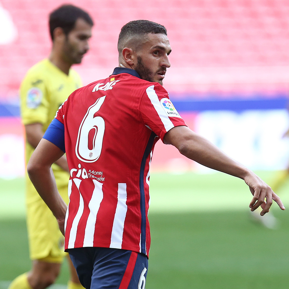 Temporada 20/21 | Atlético de Madrid - Villarreal | Koke