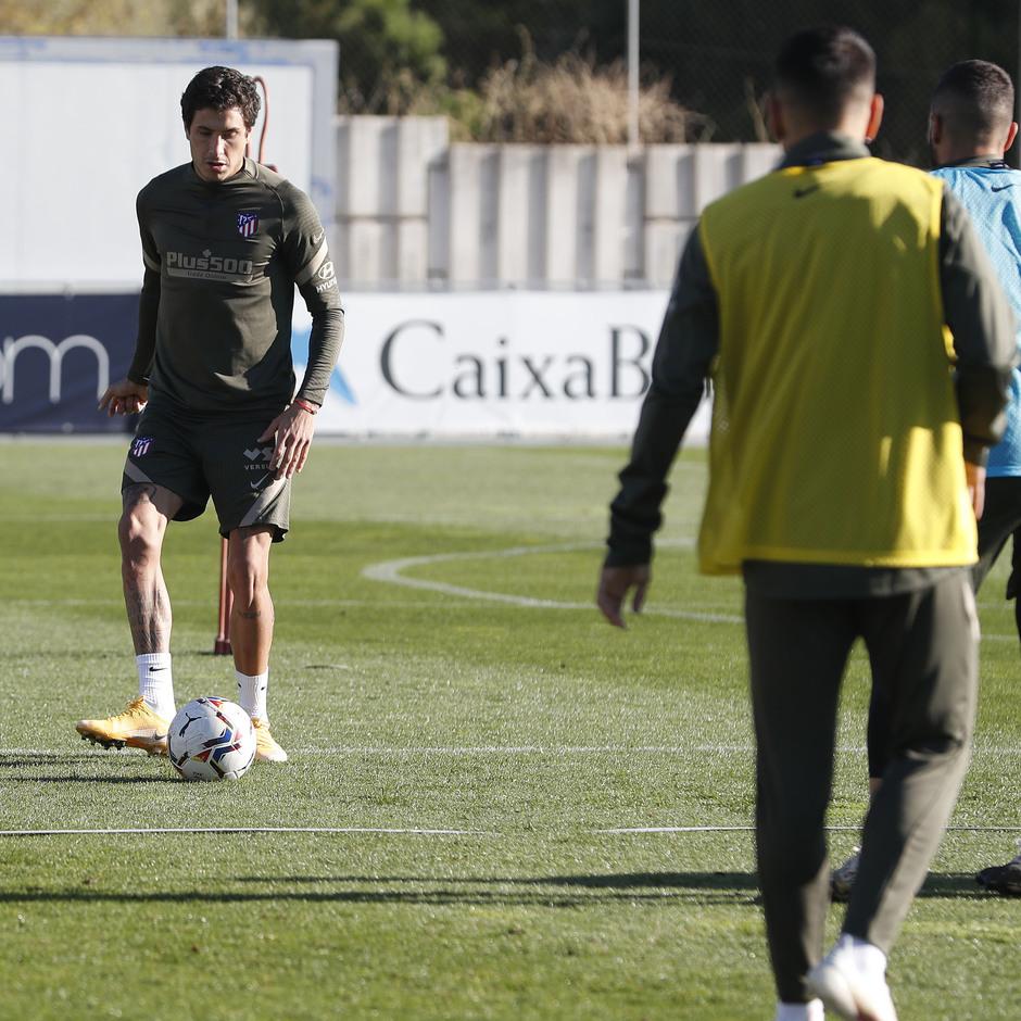 Temporada 20/21 | Entrenamiento 06/10/2021 | Giménez