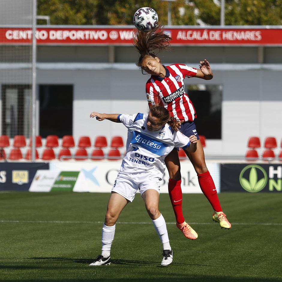 Temporada 2020/21 | Atlético de Madrid Femenino - Granadilla | Van Dongen