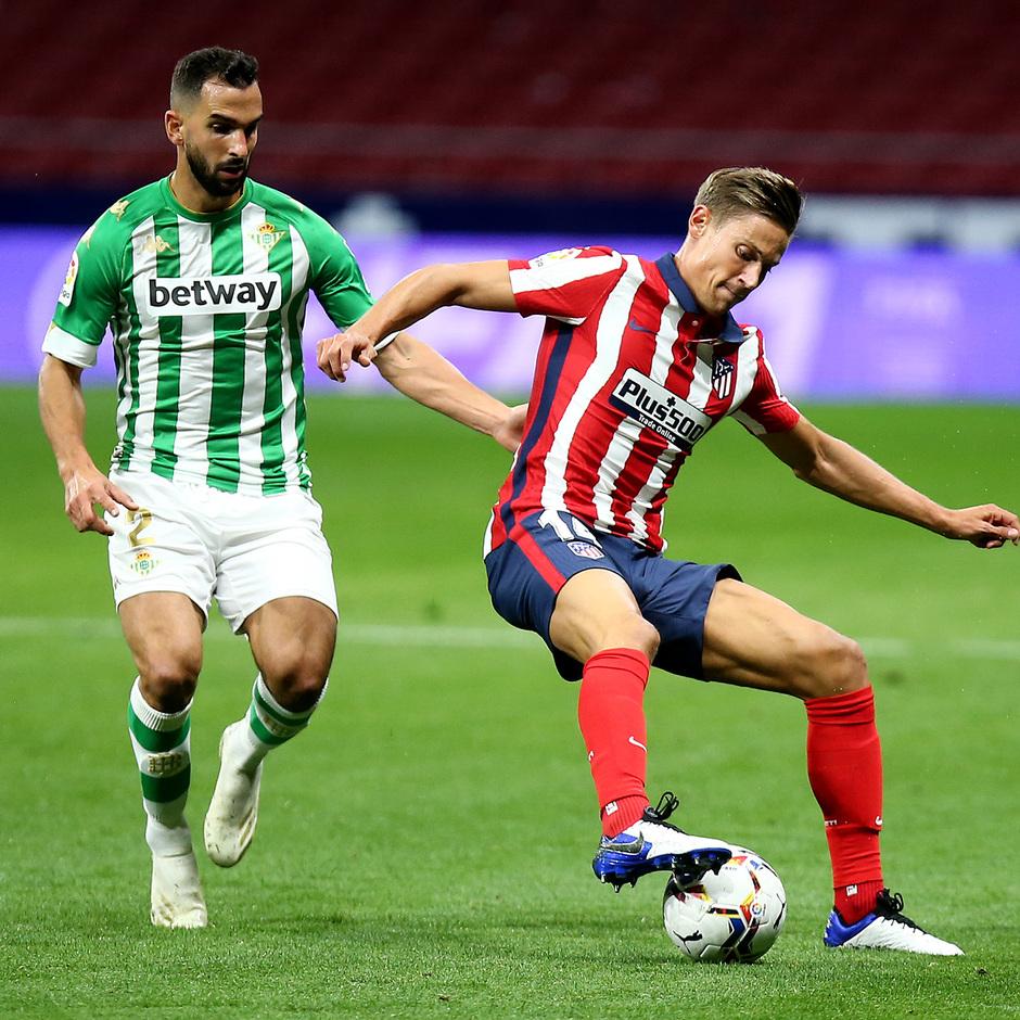 Temporada 20/21 | Atlético de Madrid - Real Betis | Llorente