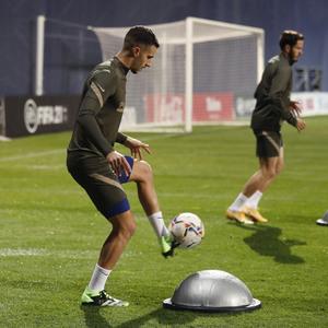 Temp. 20-21 | Entrenamiento Atlético de Madrid 19-11-2020 | Hermoso