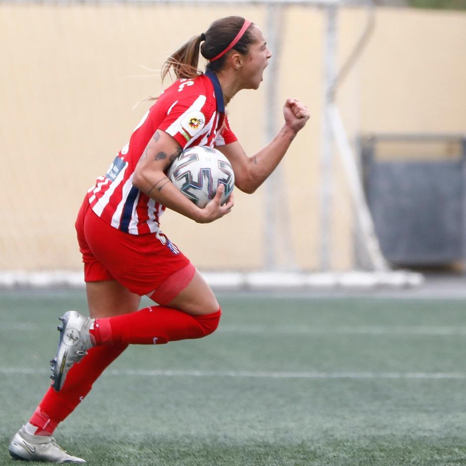 Temp. 20-21 | Granadilla-Atleti Femenino | Deyna