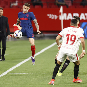Temp. 20-21   Atleti - Sevilla   Trippier